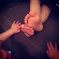 Tiny Hands and Feet.