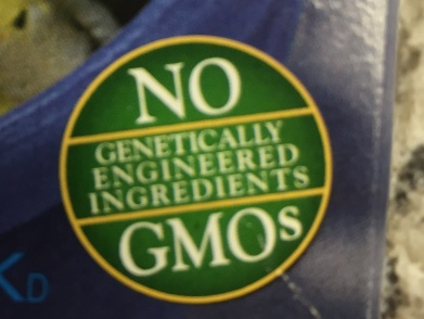 Non GMO movement.