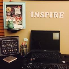 My workstation.