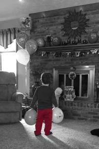 Birthday boy. 3 Years.