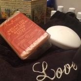 Shea moisture products.